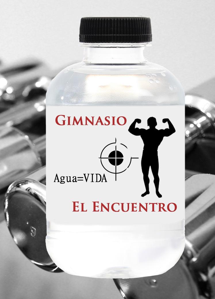 Botella AE101 Gimnasio