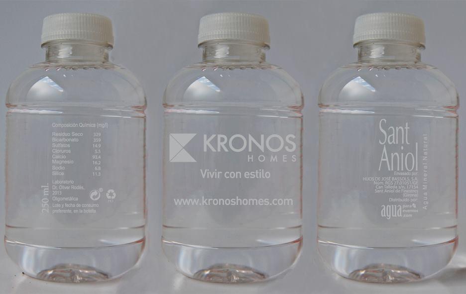 Botella Inmobiliaria Kronos