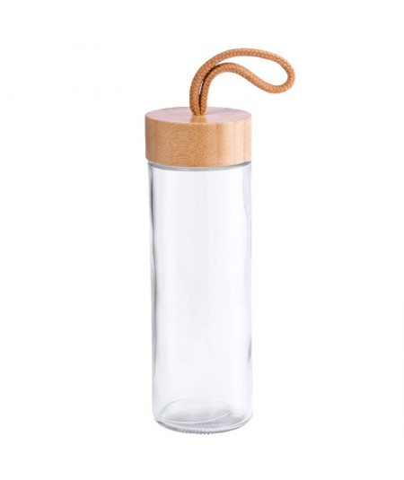 Botella de cristal personalizada - BURDIS 42 cl MARCAJE CIRCULAR