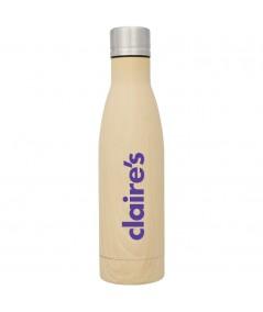 Botella de Madera con Aislamiento al Vacío de Cobre VASA