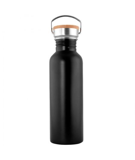 Botella para rellenar - Acero Inox. - MILKY 75 cl.