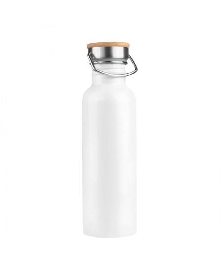 Botella para rellenar - Acero Inox. - MILKY SUBLIMACIÓN 50 cl.