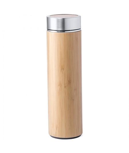 Botella para rellenar - Acero Inox. - MOLTEX 50 cl.