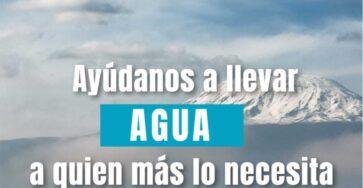 Aguaparaeventos.com solidarios